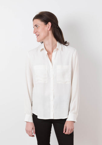 Grainline Archer Button Up