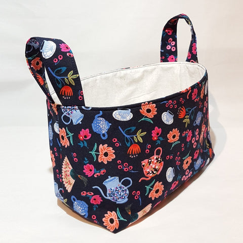 Fabric Basket: Beyond Beginner