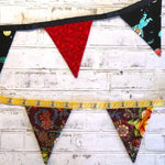 Party Bunting: Intro to Sewing