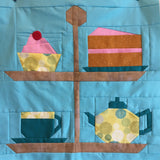 Teatime Treats Quilt Kit (Row by Row 2019)