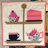 Teatime Treats Quilt Pattern (Row by Row 2019)