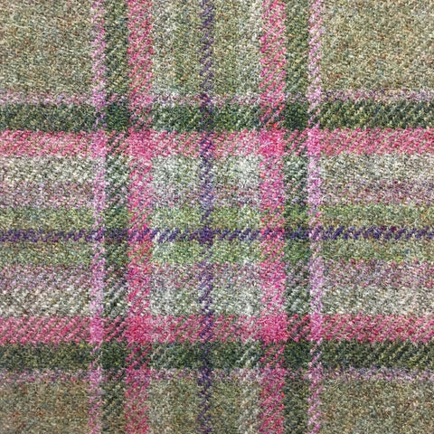 British Wool Tweed - Meadow