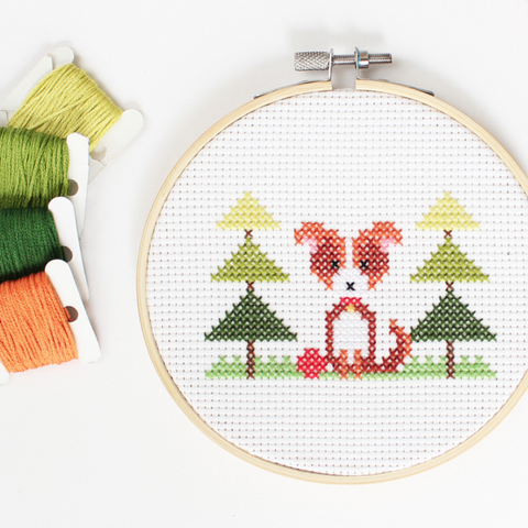 Cross Stitch: Beginner