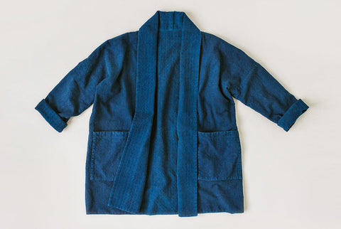 Haori Jacket: Quilted or Reversible