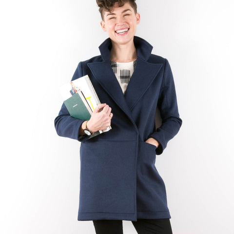 Make a Coat Sewing Retreat