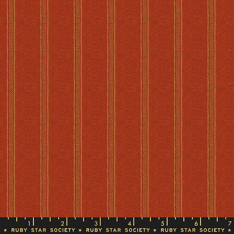 Warp & Weft Wovens - Stitch Cayenne Cotton