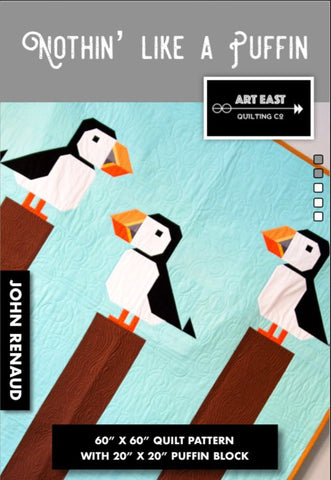 Art East - Nothin Like A Puffin