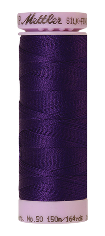 Cotton Thread 150m - pinks, purples