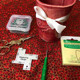 Sewing Starter Gift Kit - Ceramic Cup