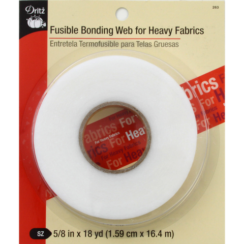 Fusible Bonding Web (Heavy Fabrics)