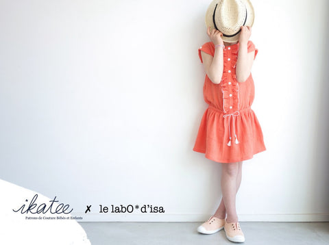 Ikatee Marieke Playsuit / Dress