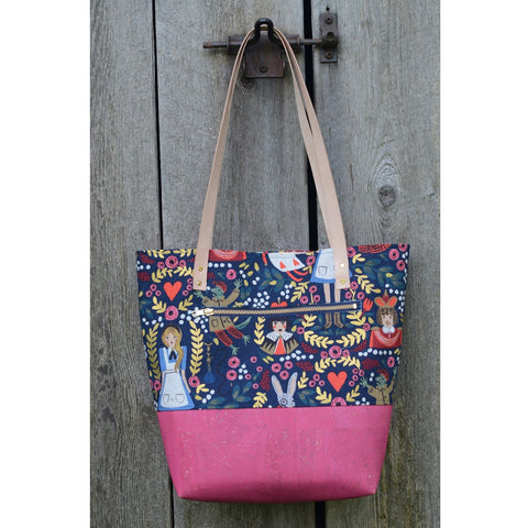 Level Two Tote Pattern