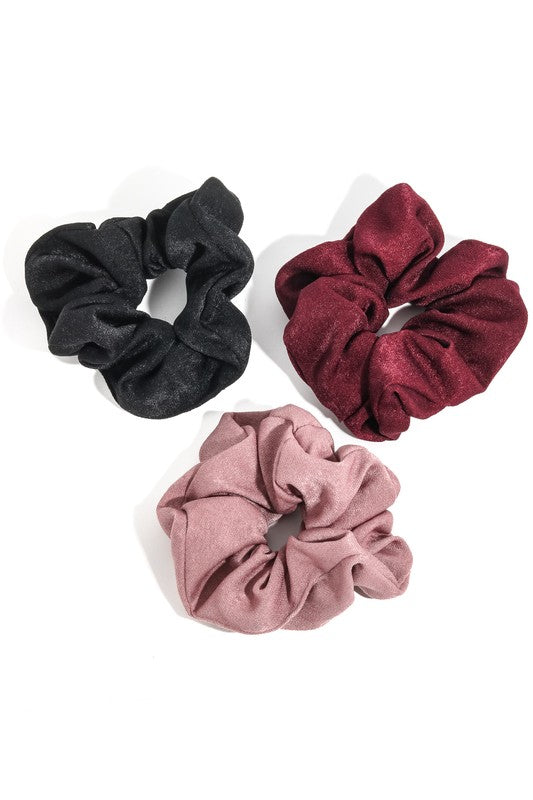 Ruffled Scrunchie