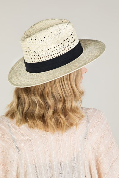 Boho Chic Summer Hat