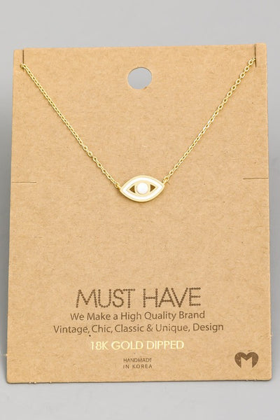 Mini Eye Necklace