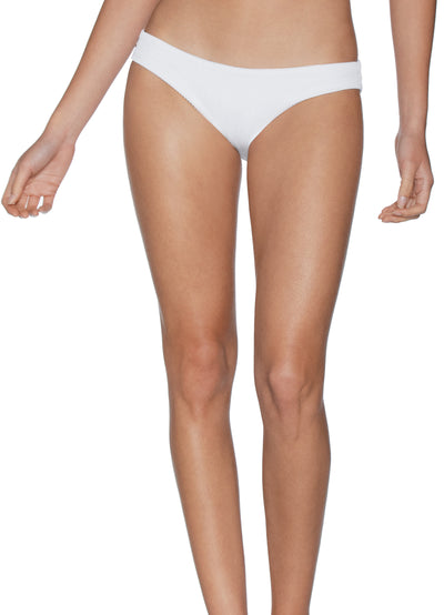 Sugar White Sublime Hipster Cut Bottom