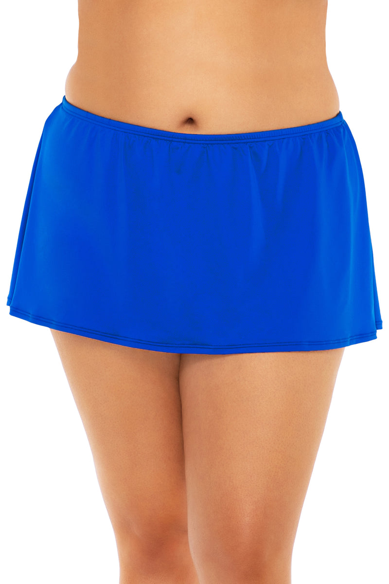 Island Time Swim Skirt