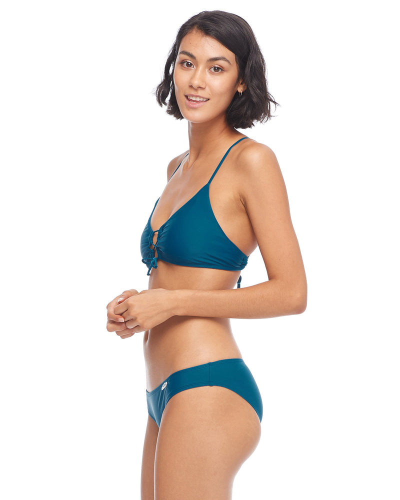 SMOOTHIES MIKA FIXED TRIANGLE BIKINI TOP BY BODY GLOVE