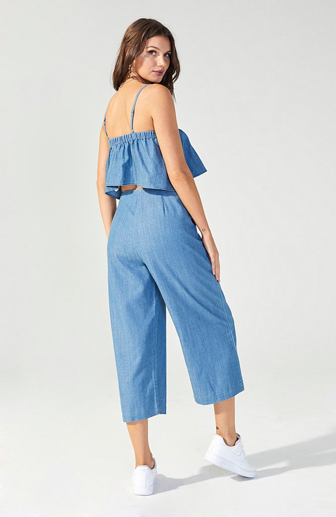 Keep It Casual Culotte Pants