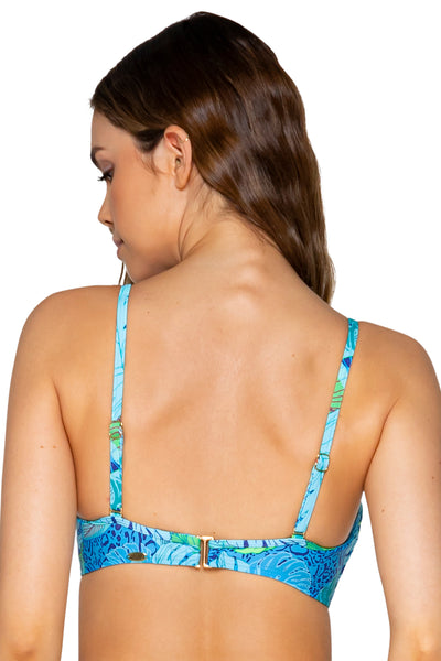 Iconic Twist Bandeau Top in T-Sizing