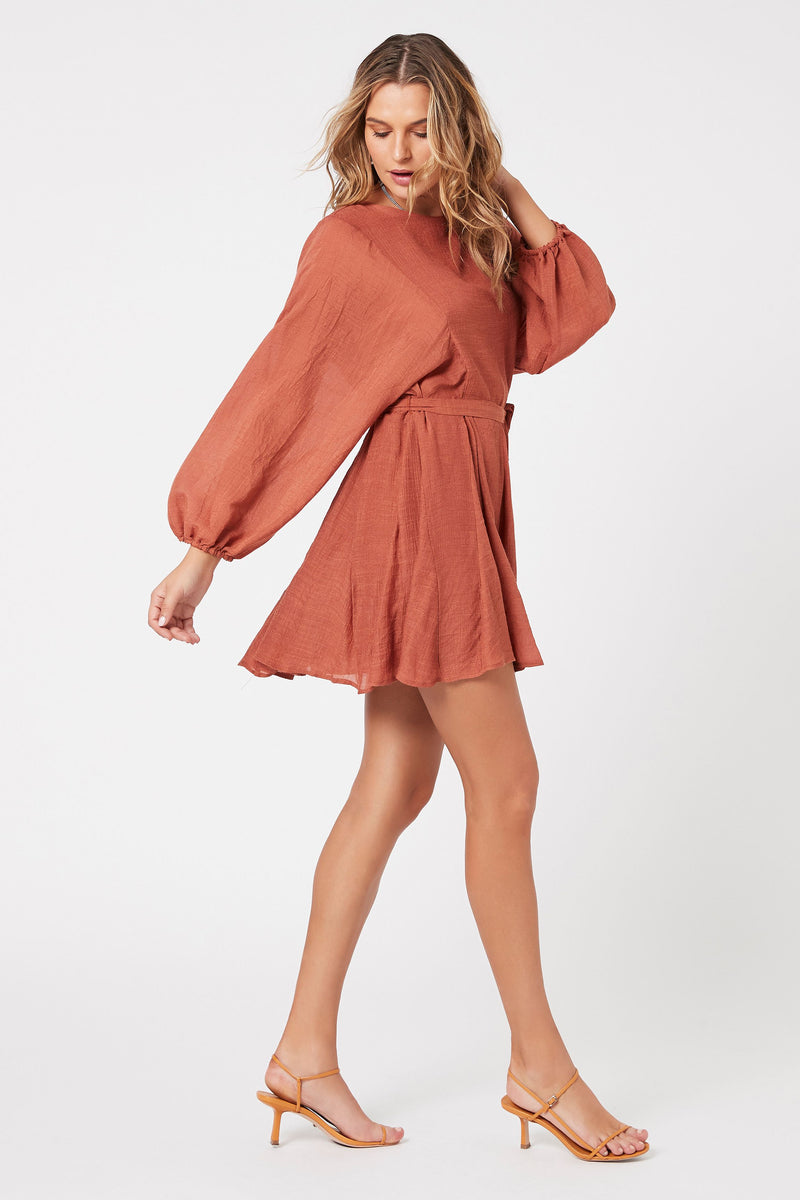 DOLMAN MINI DRESS by MinkPink