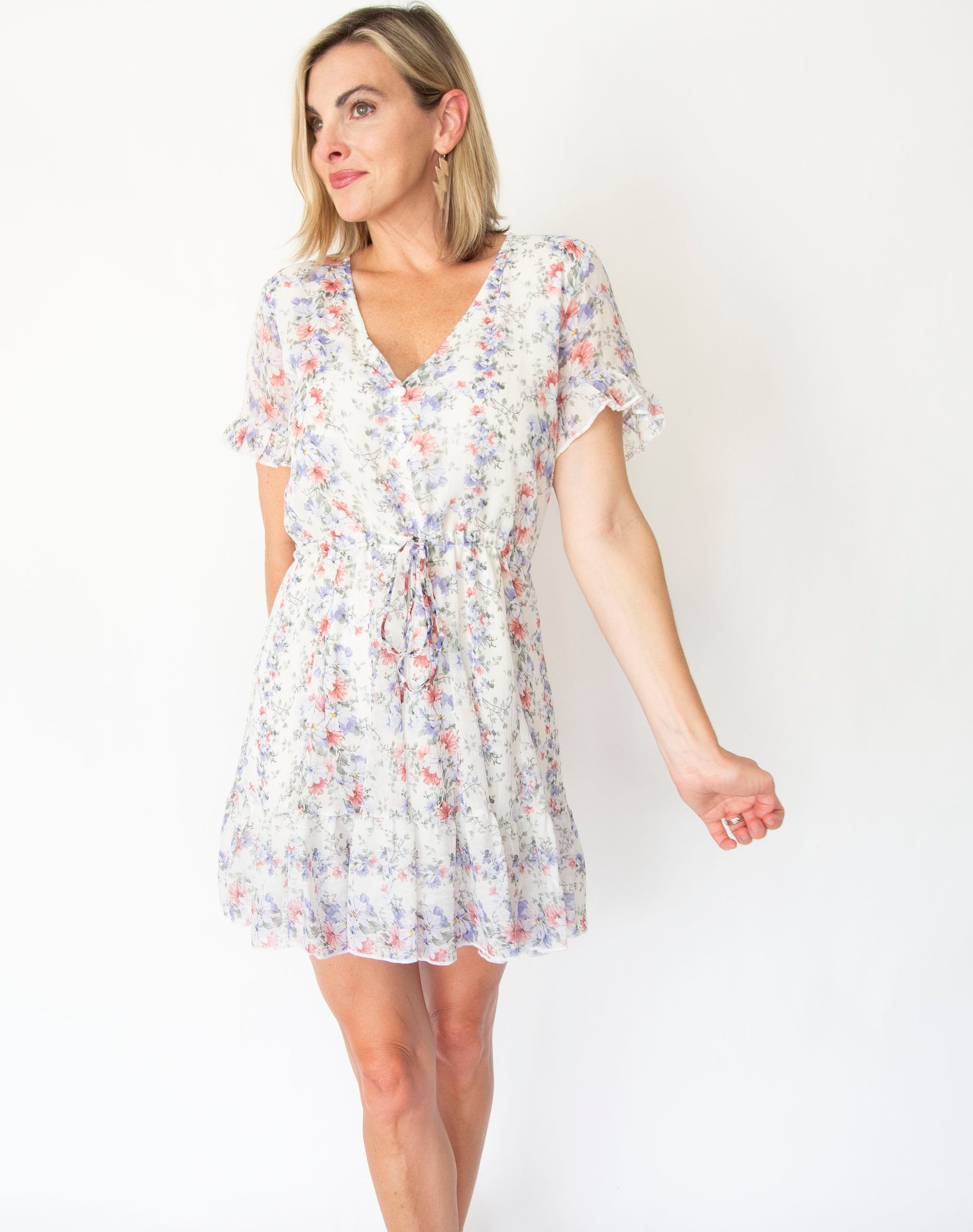 Simple and Sweet Dress