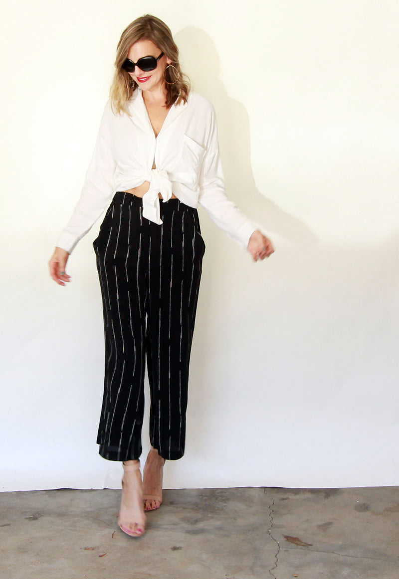 Lark Striped Pants