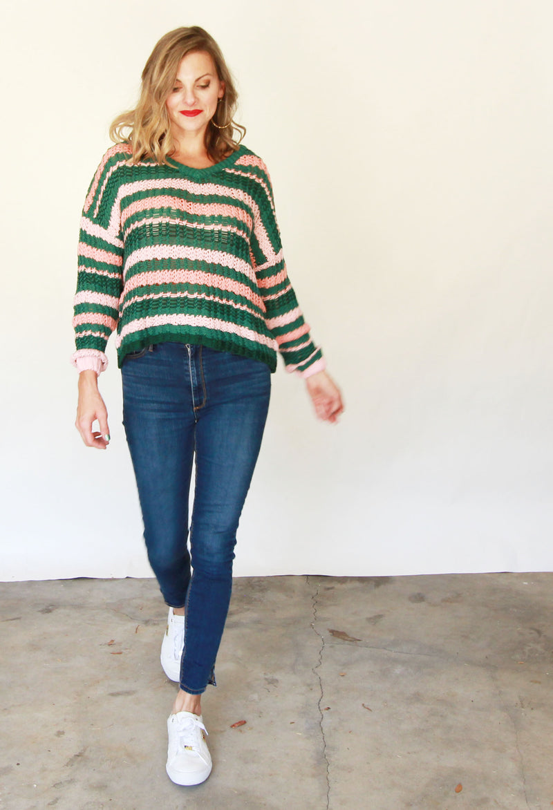 Remy Knit Sweater by MinkPink