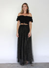 Ball Gown Maxi Skirt