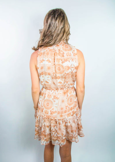 Jaipur Mini Dress by MinkPink