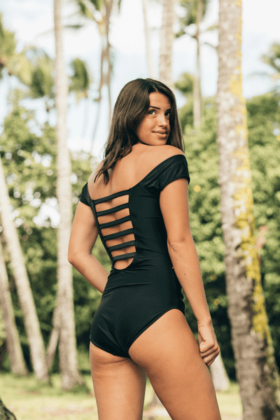 BARDOT ONE PIECE SWIMSUIT