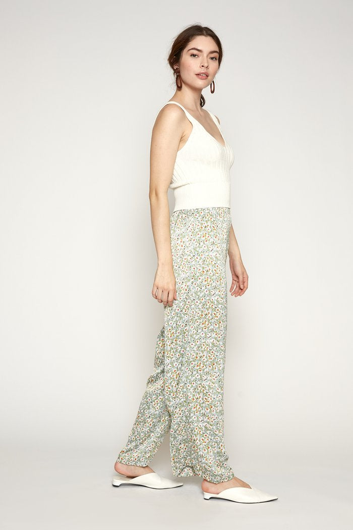 Jac Floral Pants by Lucy Paris