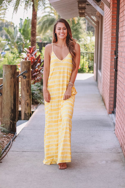 Super Comfy and Chic Resort Dress