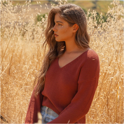 Tucker Sweater by Gentle Fawn