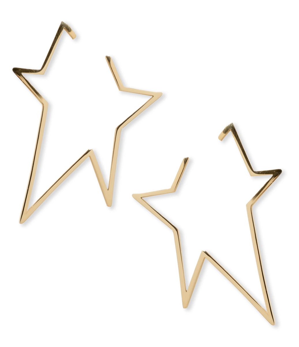 Valerie Star Earrings