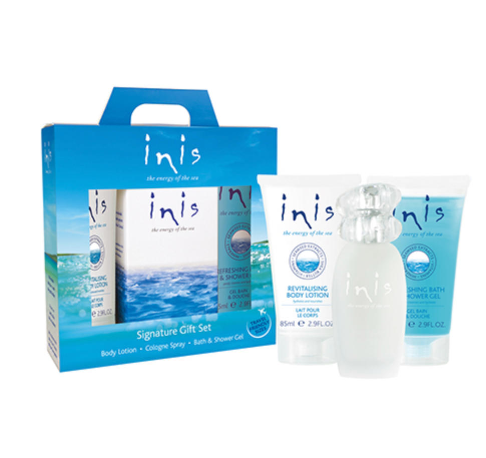 INIS SIGNATURE GIFT SET