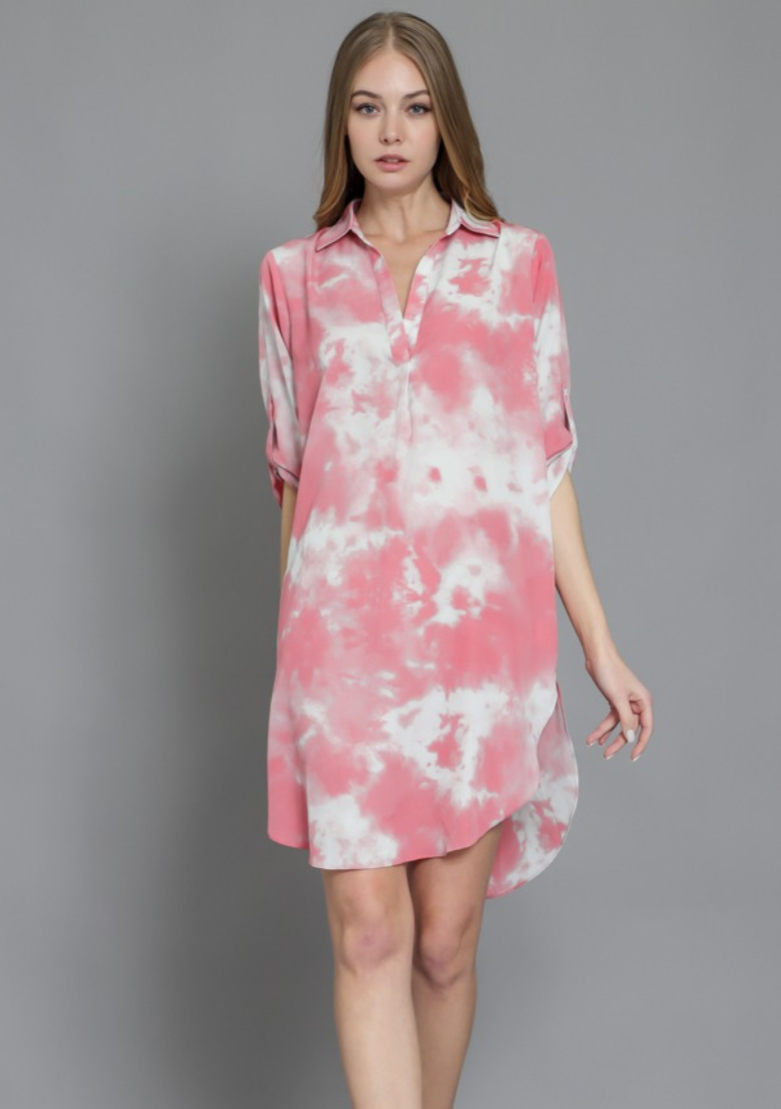 Dye for the Day Dress