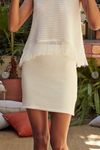 Bailey Knit Skirt