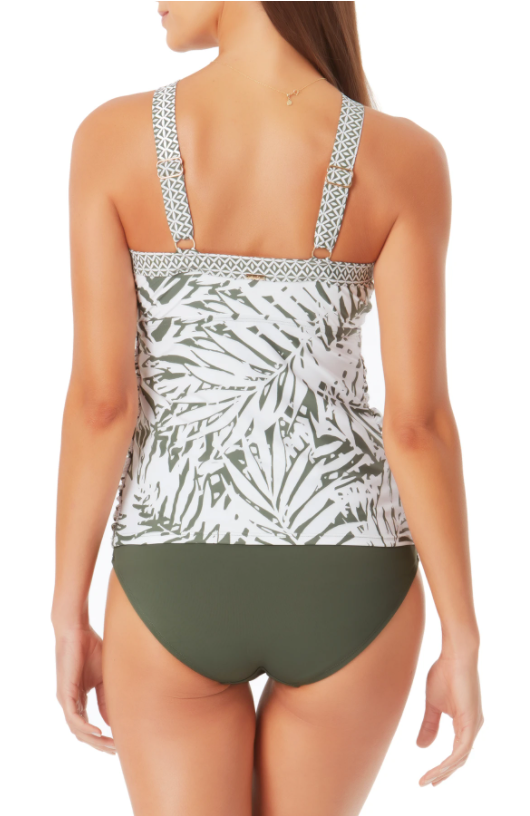 Halter Tankini Top by Anne Cole