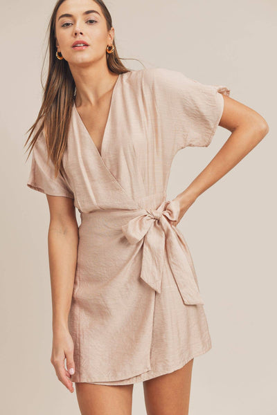 Envy Wrap Dress