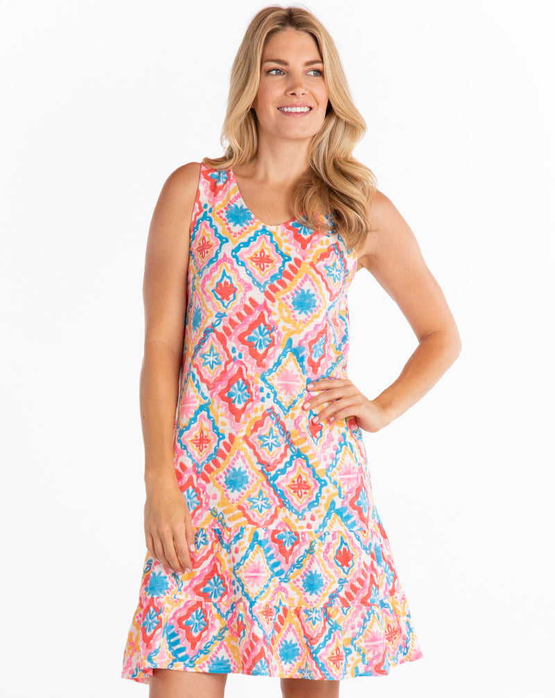 Marrakesh Melody Dress