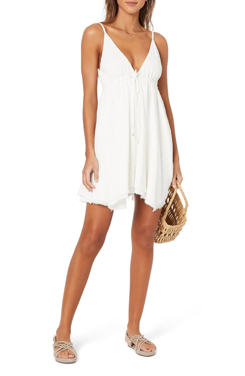 Shifting Sands Mini Dress