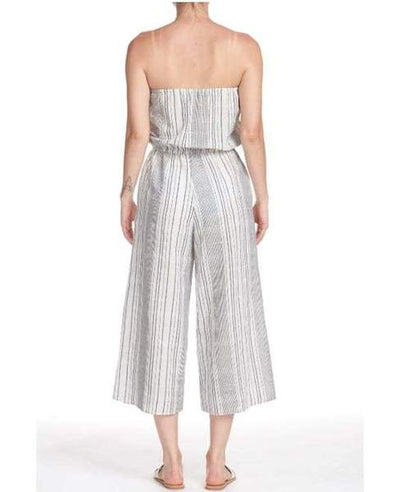 Hamptons Summer COULOTTE TIE JUMPSUIT