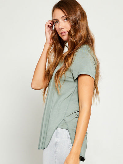 The Perfect Tee by Gentle Fawn