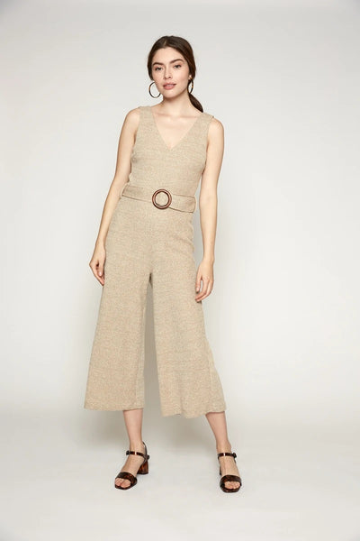 Camille Knit Jumpsuit