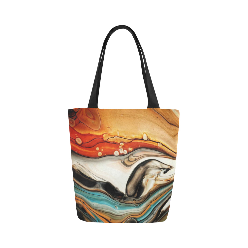 Canvas Fine Art Tote Bag - Canadian Beaver