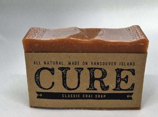 Cure Natural Soap Bars - Classic Chai