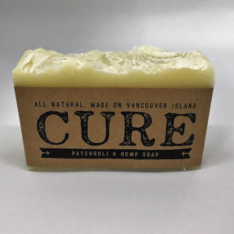 Cure Natural Soap Bars - Patchouli