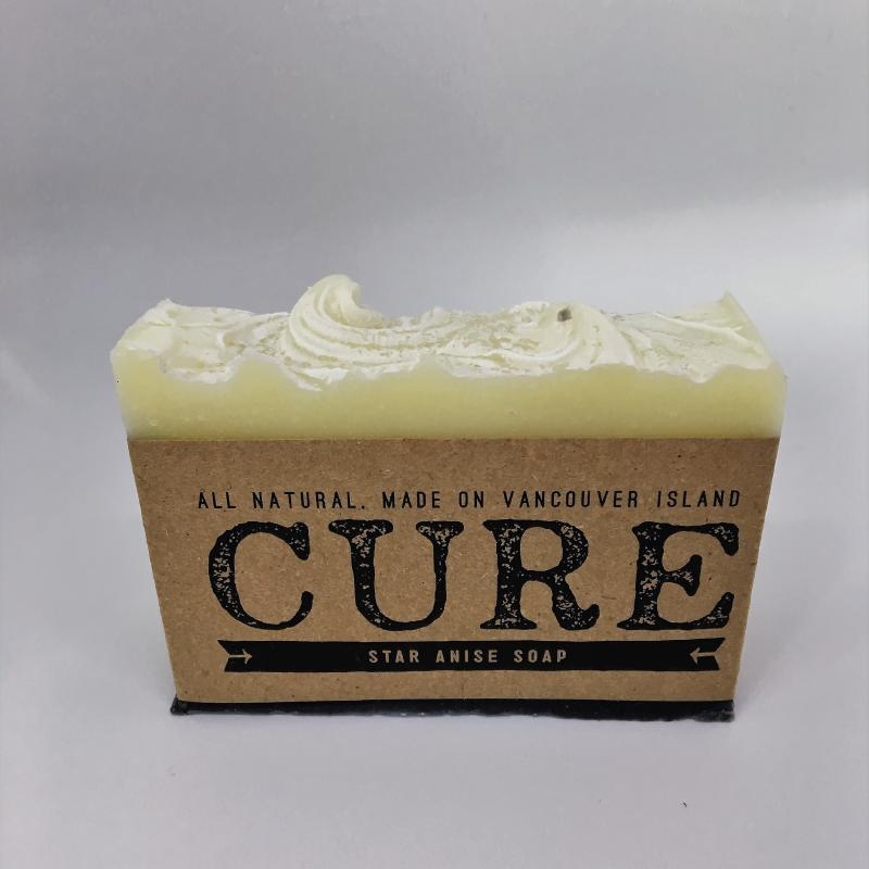 Cure Natural Soap Bars - Star Anise