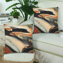 Load image into Gallery viewer, Designer Pillow Covers - Beaver Partner